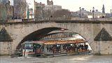 Europa sufre el azote de la lluvia y la nieve