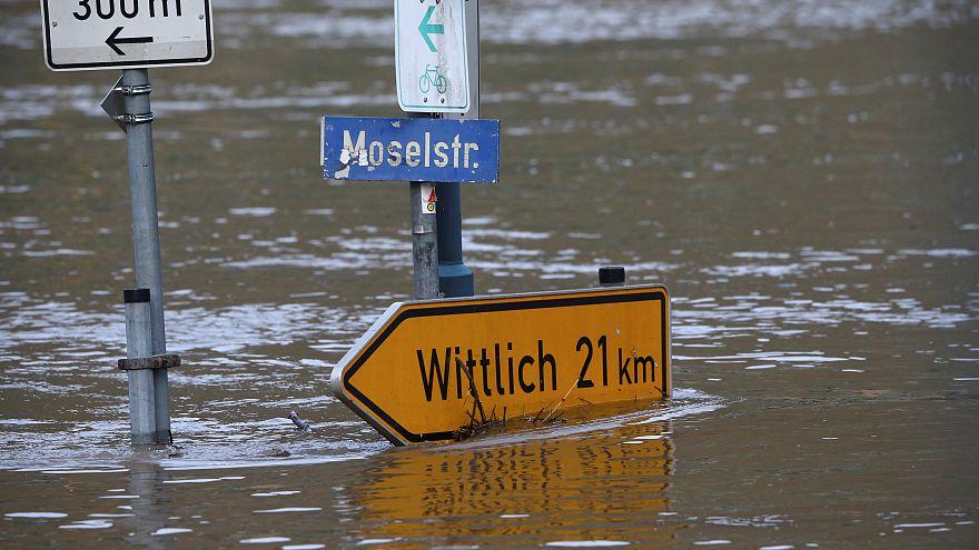 Avrupa'da olumsuz hava şartları etkisini devam ettiriyor