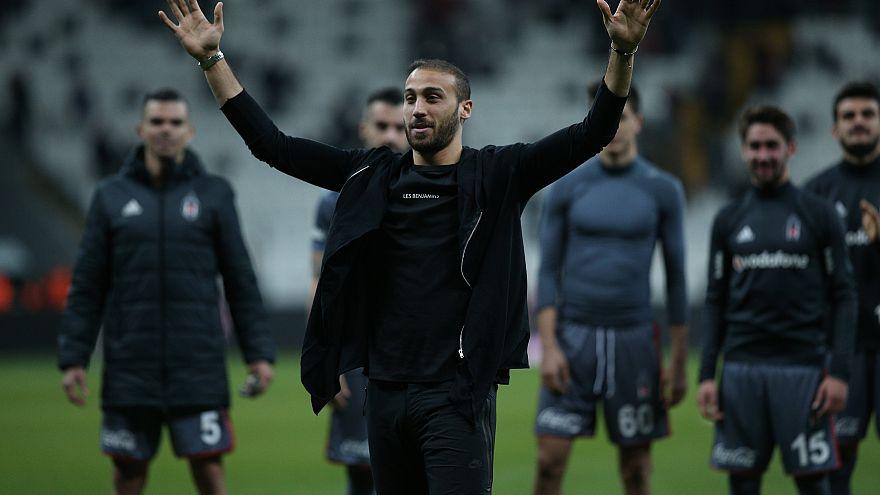 Cenk Tosun'dan Beşiktaş'a veda mesajı