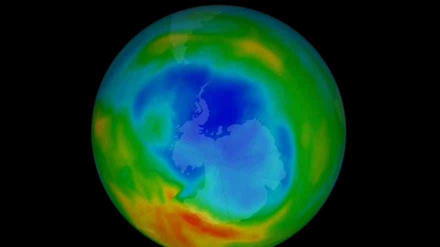 Ozone layer recovering thanks to chemical ban, NASA confirms