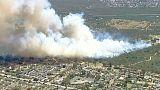 Aşırı sıcaklar Avustralya'da orman yangınlarına sebep oldu