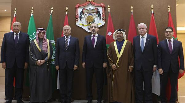 Arabische Länder wollen Jerusalem als palästinensische Hauptstadt