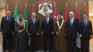 قضية القدس محور اجتماع وزراء خارجية عرب في عمان