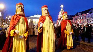 ریشه جشن «خاج شویان» و مراسم کریسمس مسیحیان ارتدوکس چیست؟
