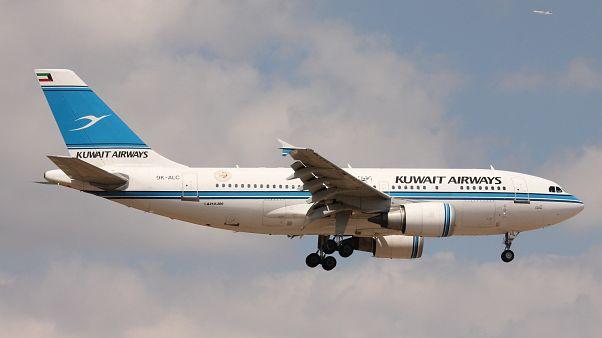 تصادم بين طائرتين كويتية وصينية على مدرج مطار نيويورك دون إصابات