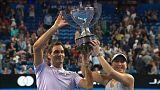 Federer y Bencic conquistan la Copa Hopman