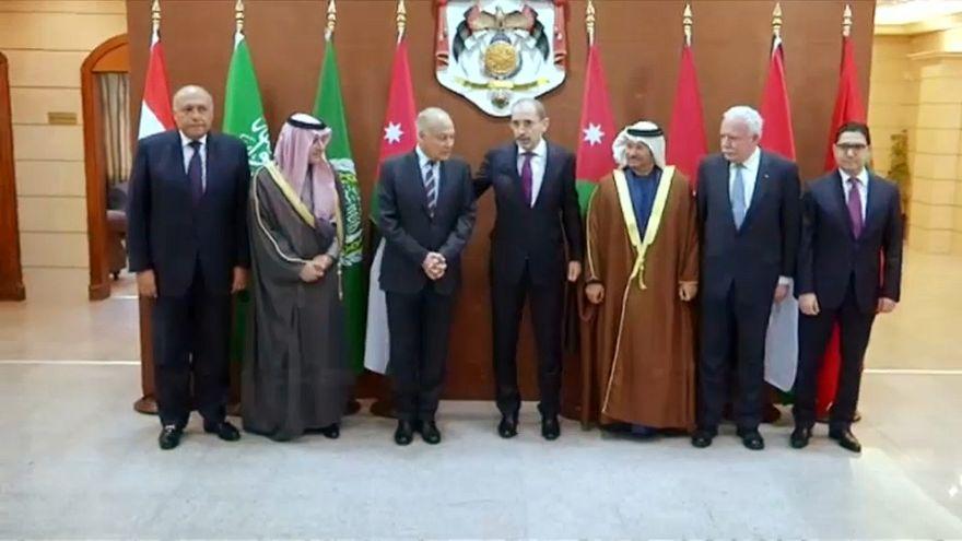 Liga Árabe prepara reação à decisão de Trump quanto a Jerusalém