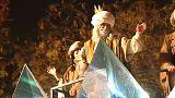 Dia de Reis celebrado em espanhol