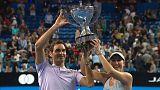 La Suisse remporte la Hopman Cup