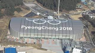 The Winter Olympic Games take place in Pyeongchang next month