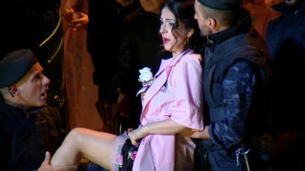 """""""Carmen"""" de Bizet, contre les violences faites aux femmes"""