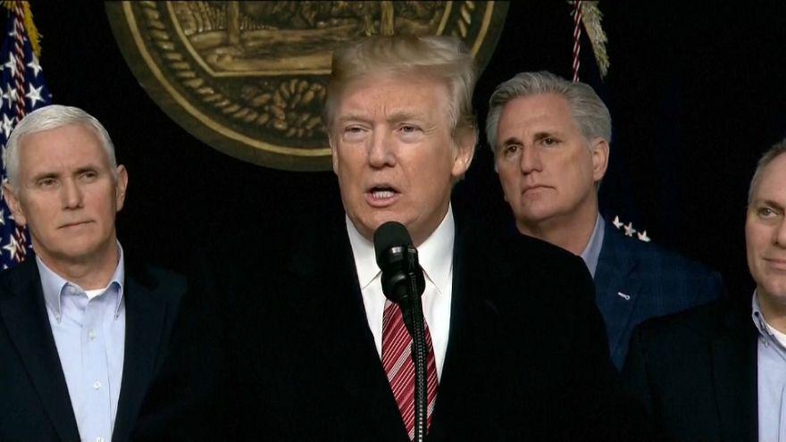 """Trump: """"Fuego y Furia"""" es pura falacia"""