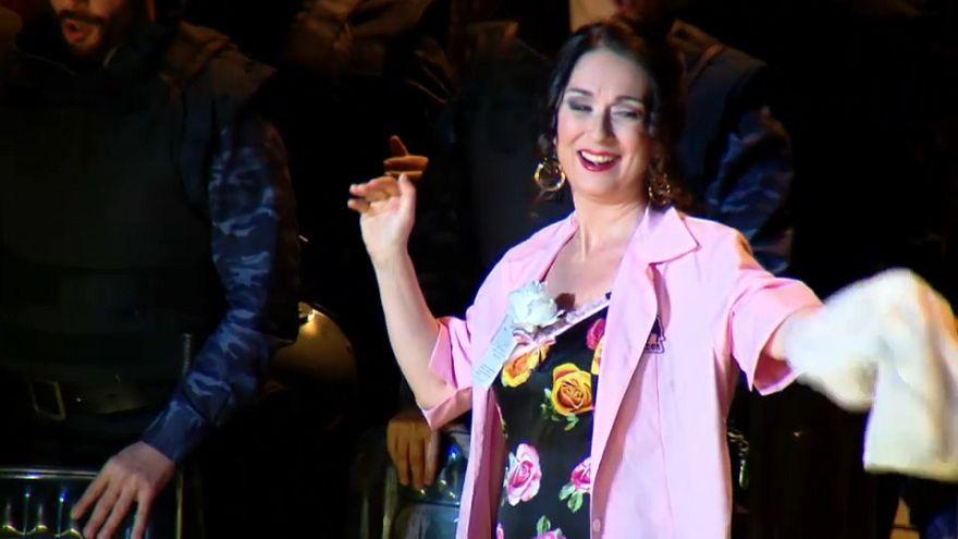 La Carmen diventa un inno contro la violenza di genere