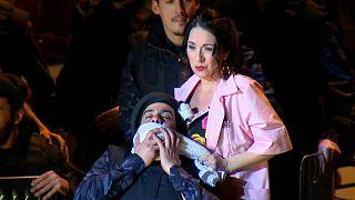 Carmen operası alternatif sonuyla yeniden sahnelendi