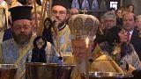 İstanbul'da Epifani Bayramı kutlandı