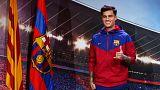 Liverpool midfielder Coutinho joins Barcelona in big bucks deal