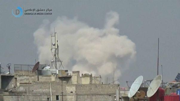 Denuncian nuevos bombardeos en la región siria de Guta Oriental