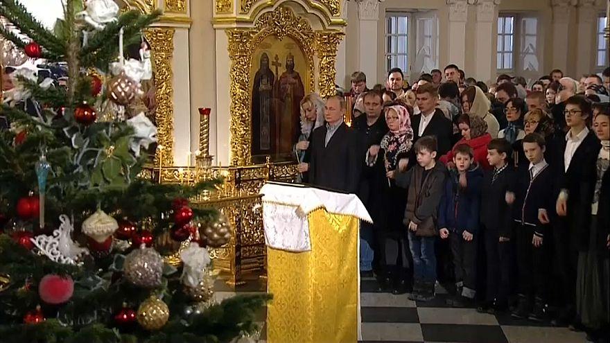 Le celebrazioni del Natale ortodosso