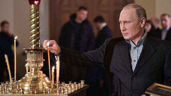 Le monde orthodoxe célèbre Noël