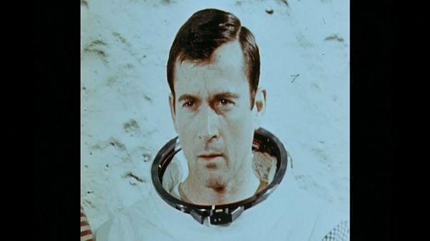Efsane astronot John Young 87 yaşında ödü