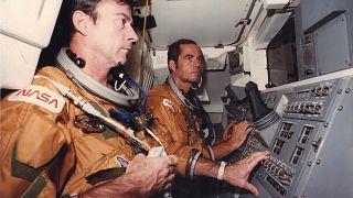"""Mort de John Young, """"l'astronaute des astronautes"""""""