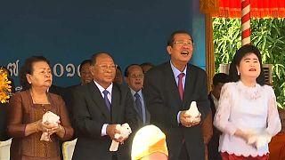 Kambodscha gedenkt der Gewaltherrschaft der Roten Khmer