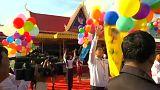 Tízezrek emlékeztek a vörös khmerek áldozataira
