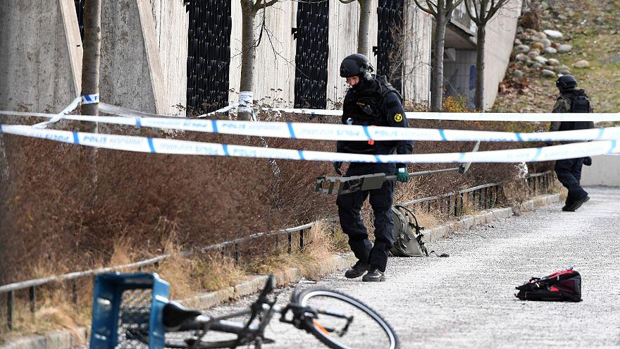 مقتل رجل وإصابة رفيقته بانفجار قنبلة يدوية في ستوكهولم
