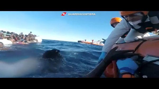 Migranti: tragedia dell'epifania, 25 morti nel Mediterraneo