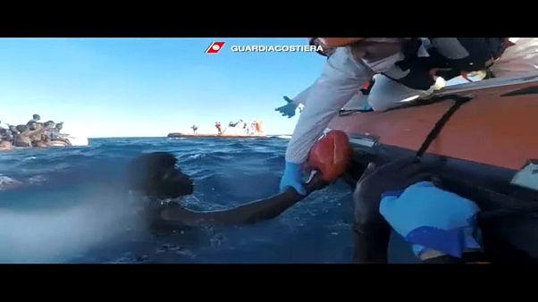 Трагедия в Средиземном море
