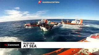 Жизни, которые унесло Средиземное море