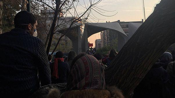ناآرامی های ایران؛ تشکر سپاه از «مردم»، آزادی هفتاد نفر از بازداشت شدگان