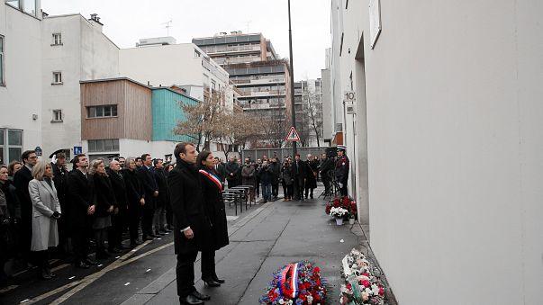Sobre hommage, trois ans après les attentats de Charlie Hebdo
