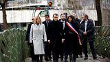 ceremonies in paris