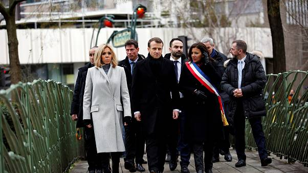 ceremonies in paris