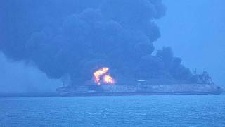 Çin Denizi'nde tanker kazası: 32 kişi kayıp