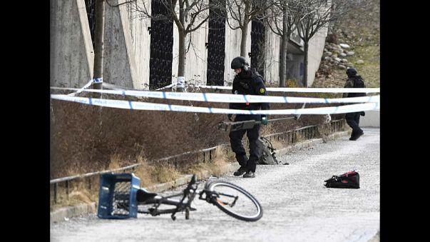 Un muerto por una explosión en Estocolmo