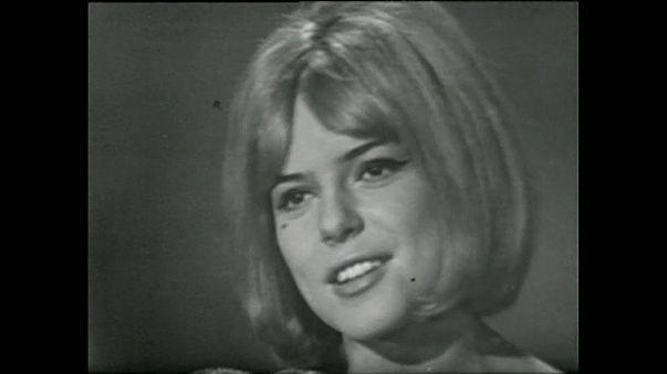 Ушла из жизни певица Франс Галль