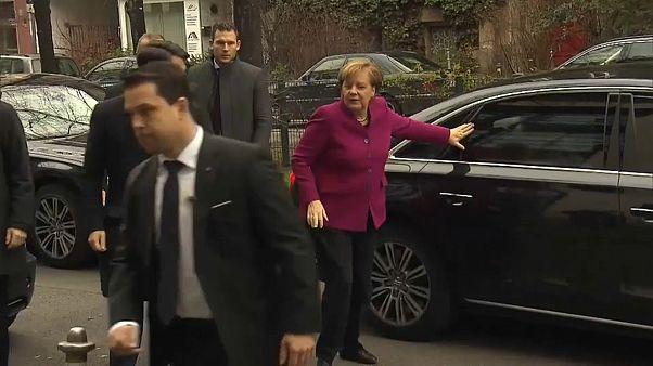 A última oportunidade de Angela Merkel