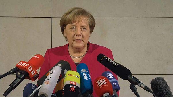 Almanya'da kritik koalisyon görüşmeleri başladı
