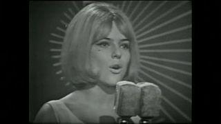 France Gall no Festival Eurovisão de 1965