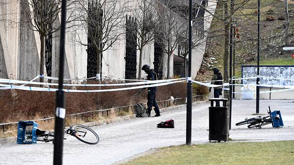 Взрыв в Стокгольме: пострадавший скончался