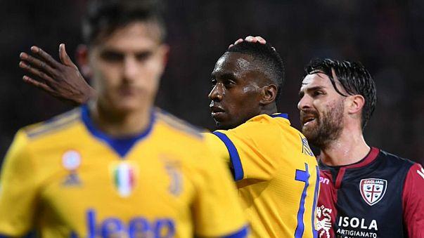 Futebol: Matuidi denuncia insultos racistas em Cagliari
