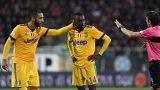 matuidi complains racial abuse in stadium