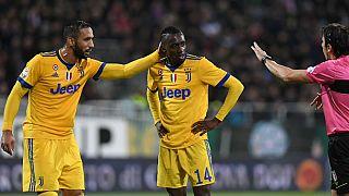 Blaise Matuidi es objeto de insultos racistas en el fútbol italiano