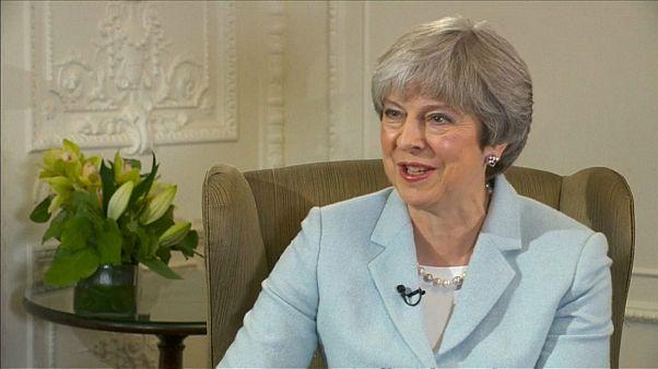 Theresa May não duvida das capacidades de Trump