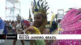Бразилия: ах, карнавал...