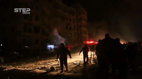 Syrie : lourd bilan lors d'un attentat contre des djihadistes