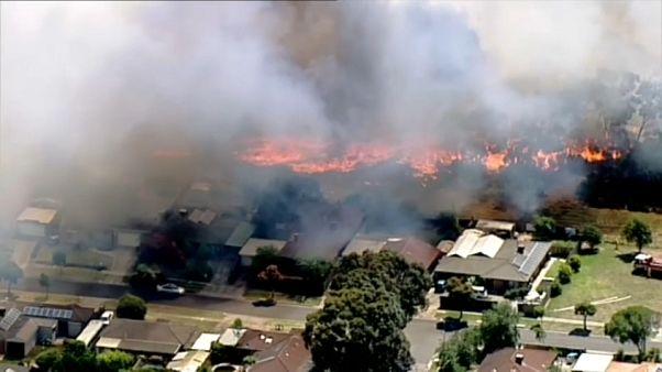 Avustralya'da yangın alarmı