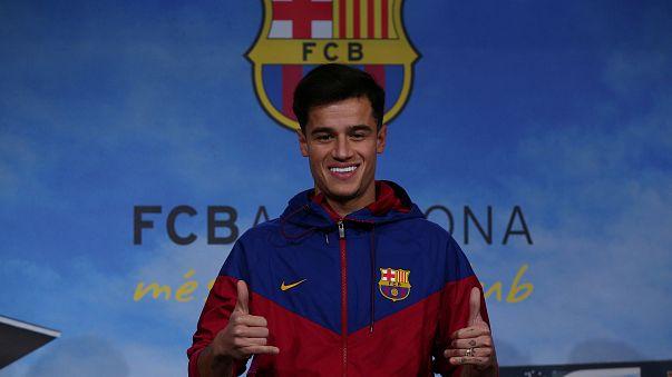 Le Barça s'apprête à accueillir Coutinho